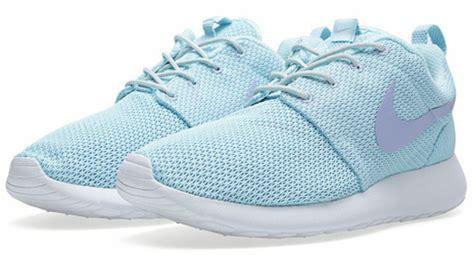nike light blue shoes shoes nike roshe run glacier purple shoes light blue