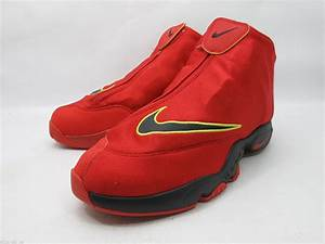 Nike Zoom Flight 98 'The Glove' - Miami Heat | Sole Collector