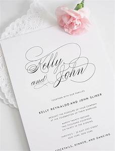 Wedding hankies and wedding invitations wedding invitations for Simple wedding invitations with pictures