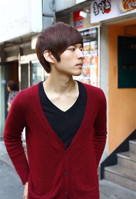 korean young boys hairstyles korean guys hairstyles