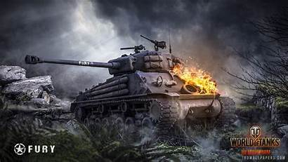 Tanks Tank Wallpapers Fury Ihd Desktop Mobile