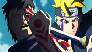 Boruto Jougan Episode Boruto Activates Jougan Roasts Naruto Toneri Visits Boruto