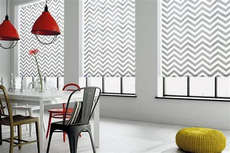 Contemporary Blinds by Contemporary Modern Funky Designer Blinds By