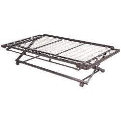 pop up trundle bed frames walmart com