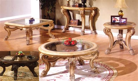 So if your coffee table may be absorbed by newspapers, coffee mugs or remotes (been there as well??), the time has come to get a styling makeover! Best 9+ of Glass Coffee Table Sets Sale