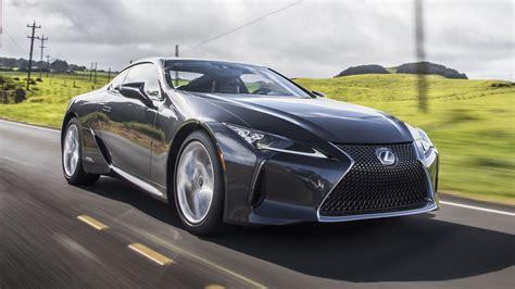 Review Lexus Lc by 2018 Lexus Lc 500h Drive The Hotshot Hybrid