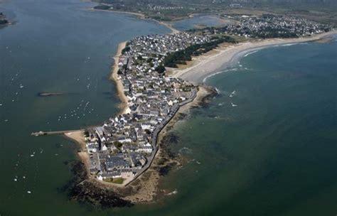 cuisine l la mer vue du ciel photos aériennes des côtes françaises ile tudy diaporama