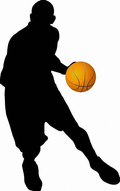 Basketball Clipart Player Bulls Chicago Clip Volleyball