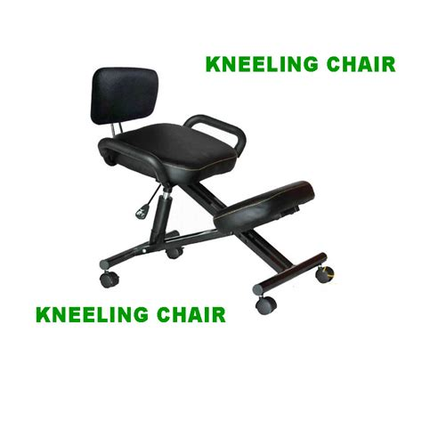 global popular office ergonomic kneeling chair in