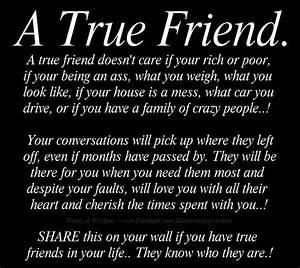Daveswordsofwisdom.com: True Friends