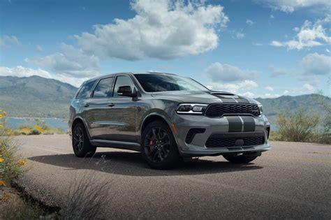 2021 dodge durango srt® hellcat available early 2021. Dodge Durango SRT Hellcat: Most Powerful Production SUV ...