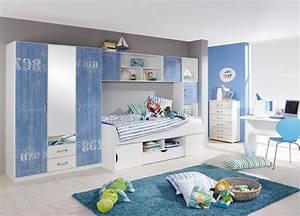 Jugendzimmer Mit Bett 140x200 : jugendzimmer wei blau kaufen bei lifestyle4living m belvertrieb gmbh co kg ~ Bigdaddyawards.com Haus und Dekorationen