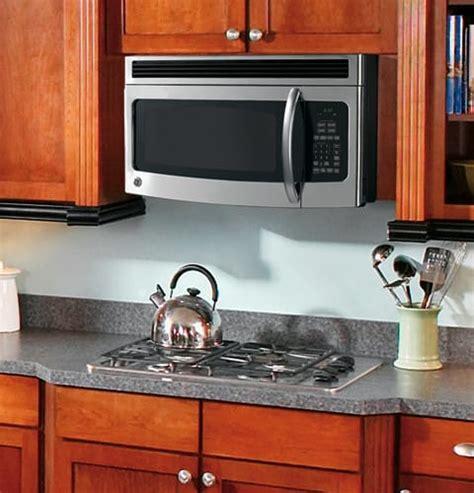 ge jvmsnss  cu ft   range microwave oven   cooking watts  speed  cfm