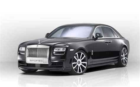 2014 Spofec Rolls Royce Ghost Wallpaper
