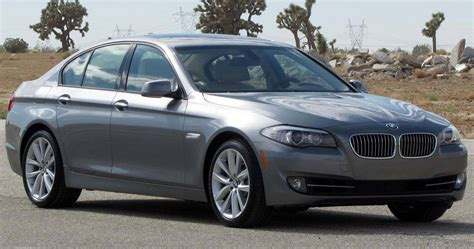 Bmw 535i Specs by 2011 Bmw 535 I 4dr Rear Wheel Drive Sedan 6 Spd Manual W Od