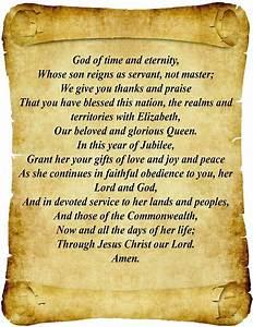 Queen's Diamond Jubilee prayer: Church releases verses ...