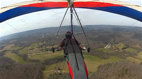 Hang Gliding Crash Lookout Mountain, March 15, 2014 - YouTube