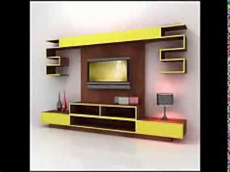 Best Tv Wall Cabinet Design Ideas For You  Youtube