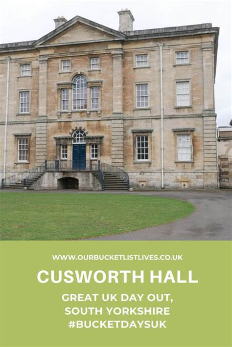 Cusworth Hall - UK Family Day Out - South Yorkshire ...