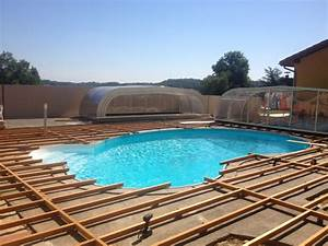faire une terrasse en bois autour d une piscine mzaolcom With terrasse bois autour piscine