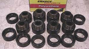 Body Cab Mount Bushing Cushion Set Frame 88