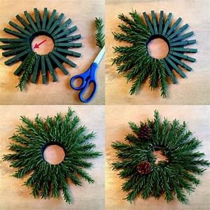 Bastelideen Zu Weihnachten : 23 coole bastelideen mit w scheklammern zu weihnachten ~ A.2002-acura-tl-radio.info Haus und Dekorationen