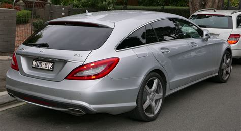 Mercedes Benz Cls Shooting Brake By Brabus   Auto Design Tech