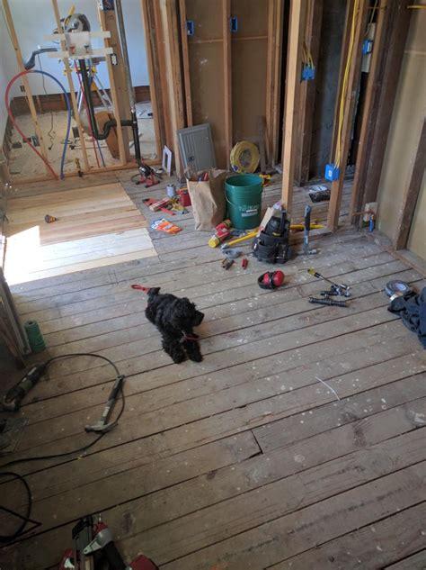 liquid floor leveler plywood flooring tiling 2x6 tongue and groove subfloor