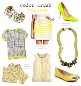 Color Crush on Yellow