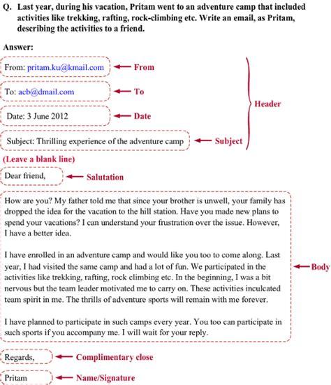 format  formalinformal letternotice