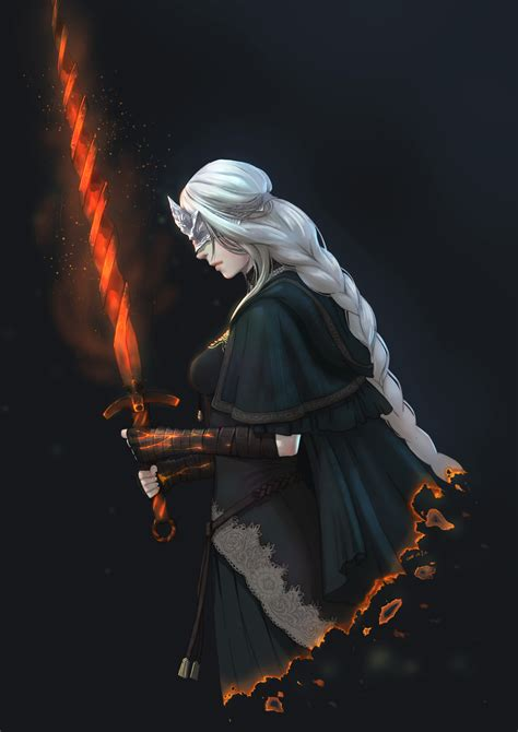 fire keeper dark souls page    zerochan anime