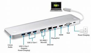 Aten Technology Multiport Dock Connects Up To 10 Devices