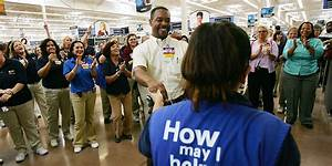 Walmart just hiked its minimum wage for entry-level ...