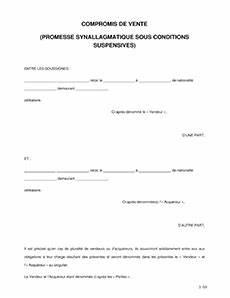 Documents Pour Compromis De Vente : mod le de compromis de vente word et pdf pr t imprimer legalplace ~ Gottalentnigeria.com Avis de Voitures