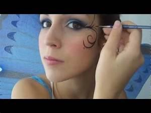 Maquillage D Halloween Pour Fille : maquillage d 39 halloween f e youtube ~ Melissatoandfro.com Idées de Décoration