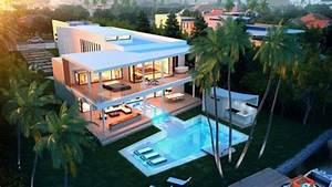 528 Lakeview Ct   Une Villa Moderne Et Luxueuse  U00e0 Miami