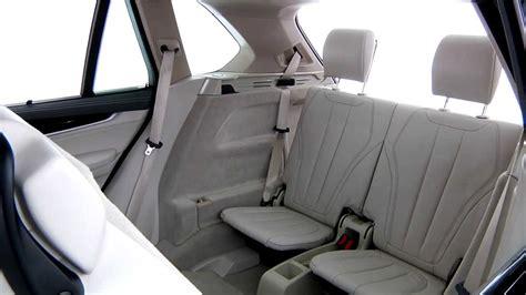 X5 Third Row Seating  Bmw Genius Howto Youtube