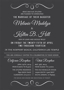 136 best lds wedding invitations images on pinterest With inexpensive lds wedding invitations