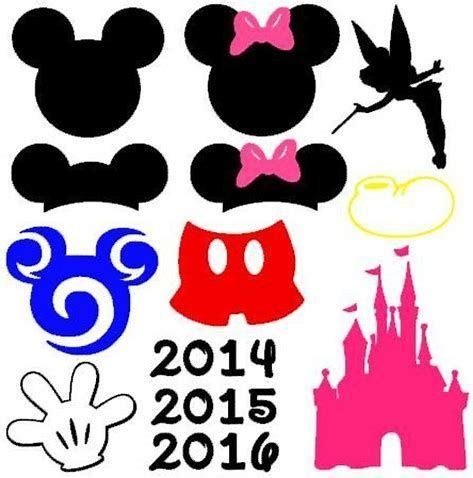 I was looking around online for some disney inspired cut files and i realized i could just make this within cricut design space for free. Pin on Free cutting files
