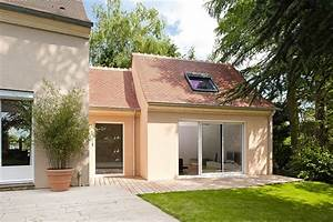 prix d39une extension de maison en parpaing 2018 travauxcom With prix d une extension maison