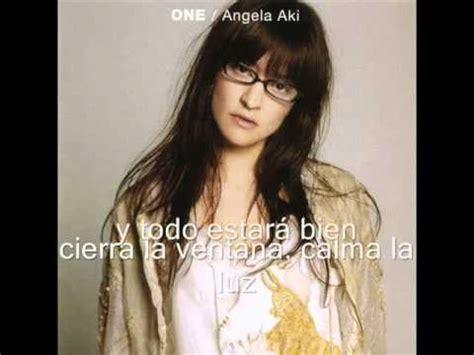 Angela Akiwe're All Alone Sub Español Youtube