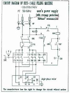Electrical Diagram For Commercial Meat Mixers