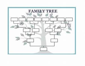 Dog family tree template for Interactive family tree template