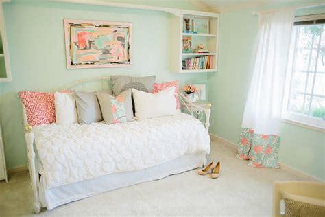 pink and mint green bedroom quarto para mo 231 as solteiras a casa que a minha v 243 queria 19454 | quarto feminino11