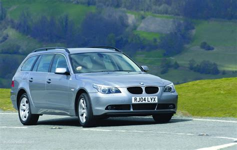 Bmw 5 Series Touring Picture by Bmw 5 Series Touring E61 Specs 2004 2005 2006 2007