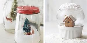 Fabriquer Boule à Neige Glycérine : fabriquer une boule neige marie claire ~ Zukunftsfamilie.com Idées de Décoration