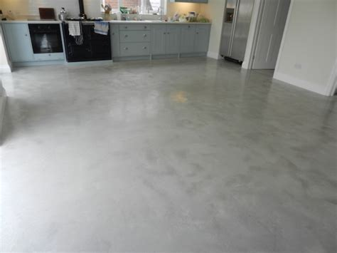 kitchen polished concrete floor gallery 5534