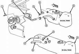 How To Remove And Replace The Fuel Pump In A 1500 Ram Truck