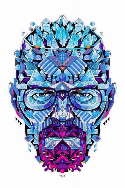 Create Geometric Illustrations Yo Az Illustration Artist