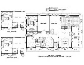 Large Kitchen Floor Plans Pictures by Floor Plan For Homes With Large Home Floor Plans For